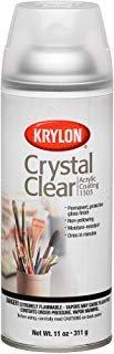 Krylon Crystal Clear Acrylic Coating