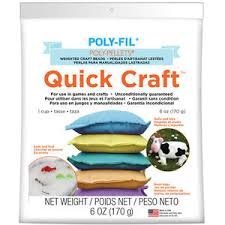 Poly-Pellets 6oz