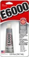E6000 Adhesive Non-Flame Glue .5 oz (ORMD)