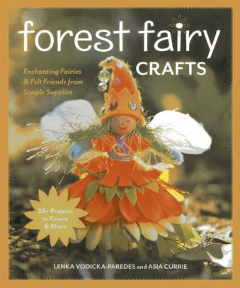 Forest Fairy Crafts - Softocover