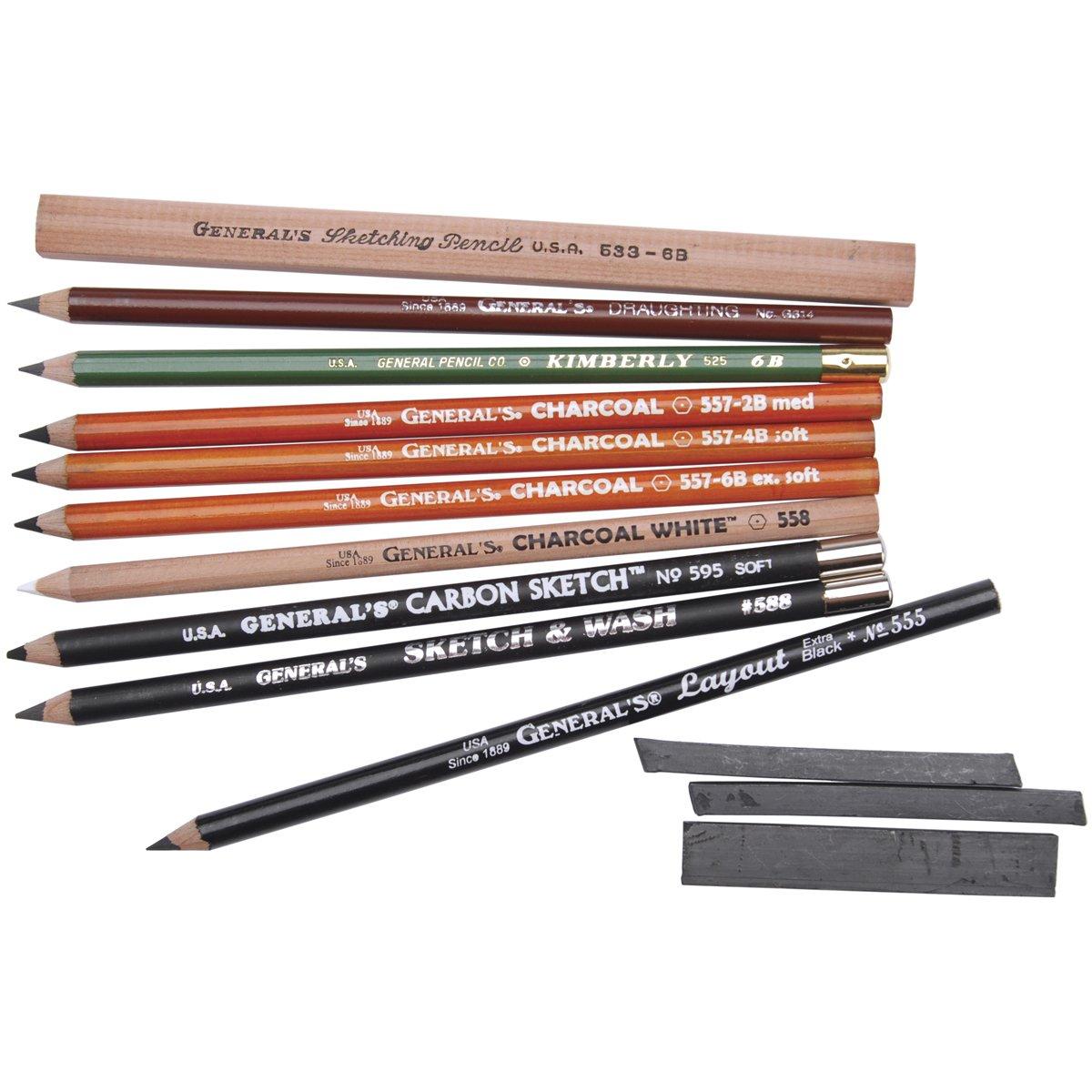 Drawing/Sketching Pencil Kit