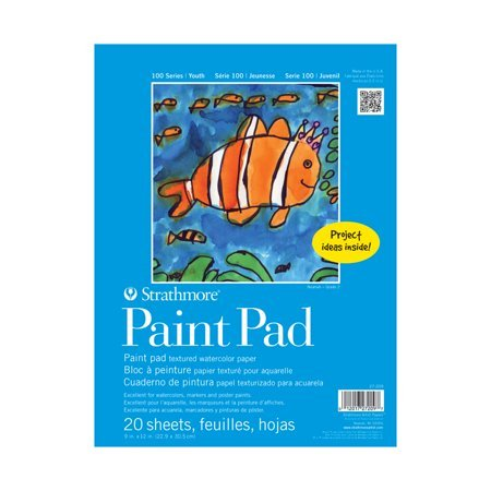 Strathmore Kids Paint 9x12  20sheets