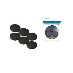Magnet Buttons  25mm 6pcs