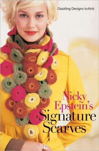 Signature Scarves by Nicky Epstein