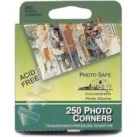 Canson Photo Corners 250pc