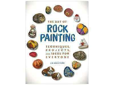 Rock Painting Book Racehorse Publishing