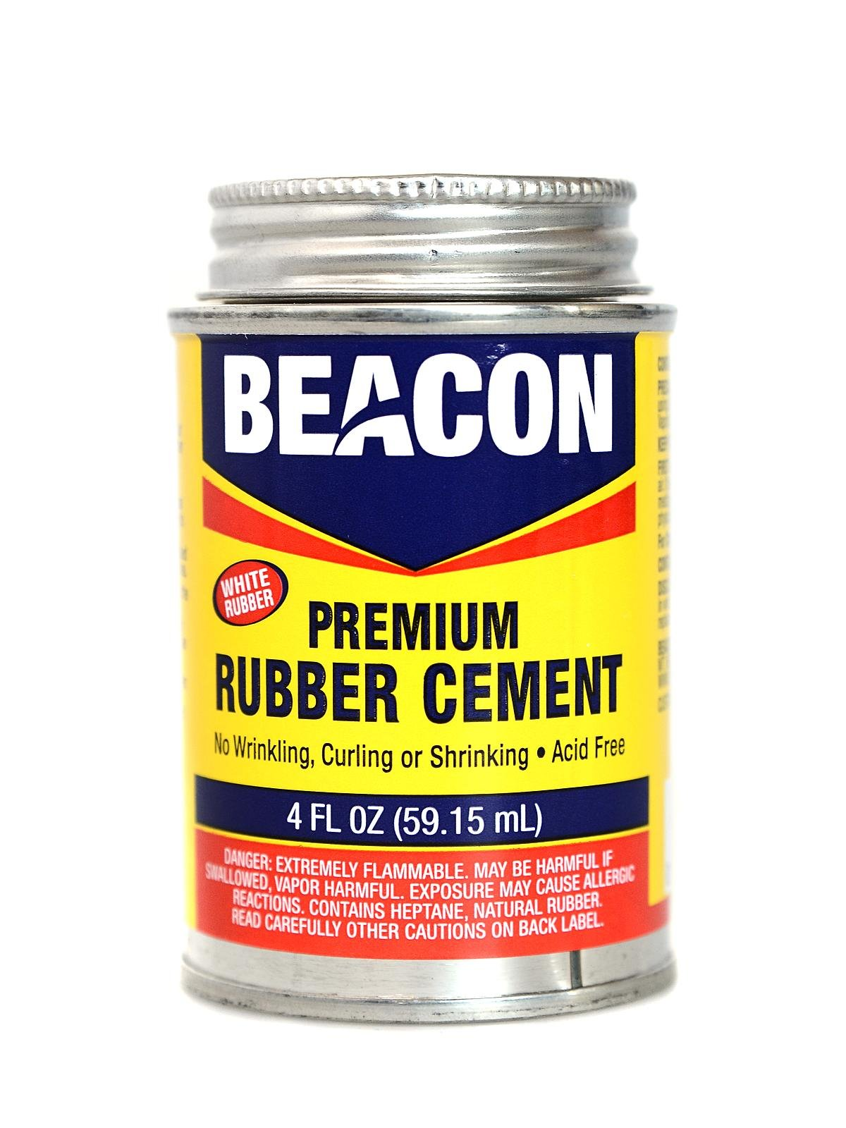 Rubber Cement Acid Free 4oz
