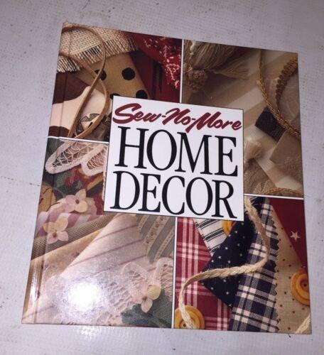 Sew-No-More Home Decor