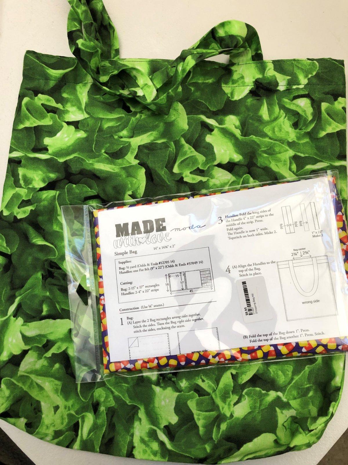 Shopping Bag Kit