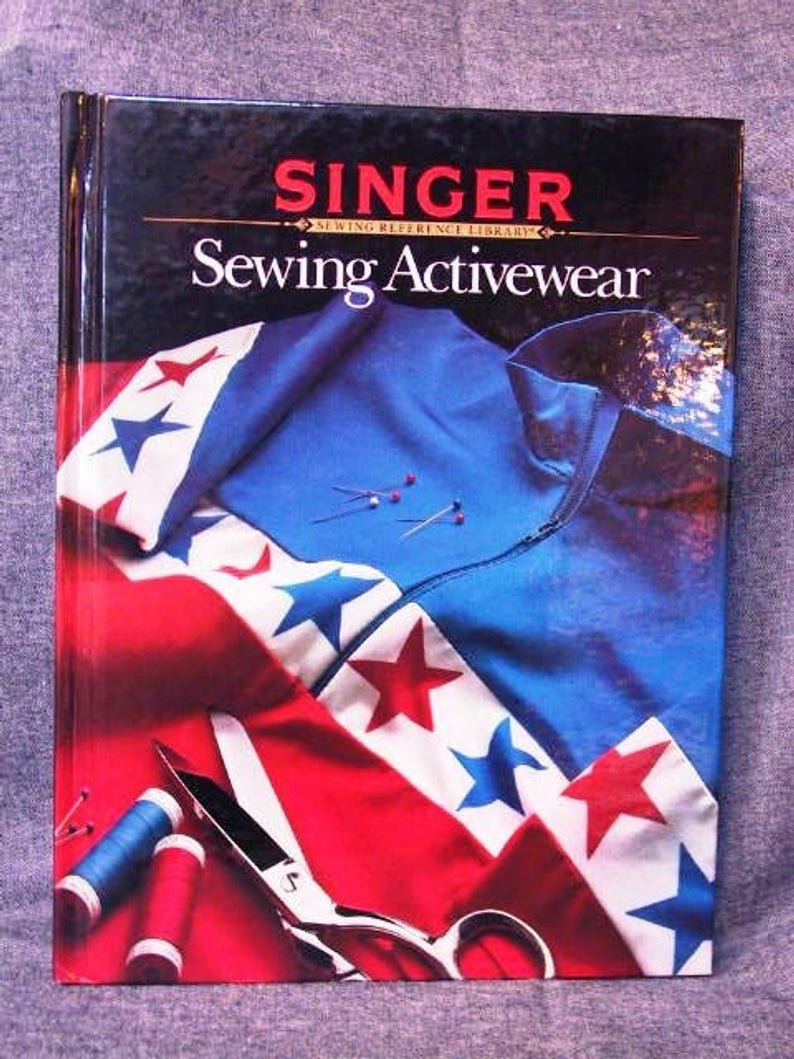 Sewing Activewear by Singer