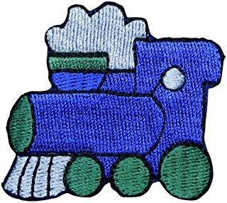 Train Applique Small