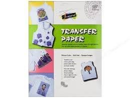 TRANSFER PPR LIGHT FABRIC 3/PKG