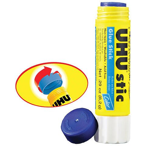 Uhu Glue Stick .29oz