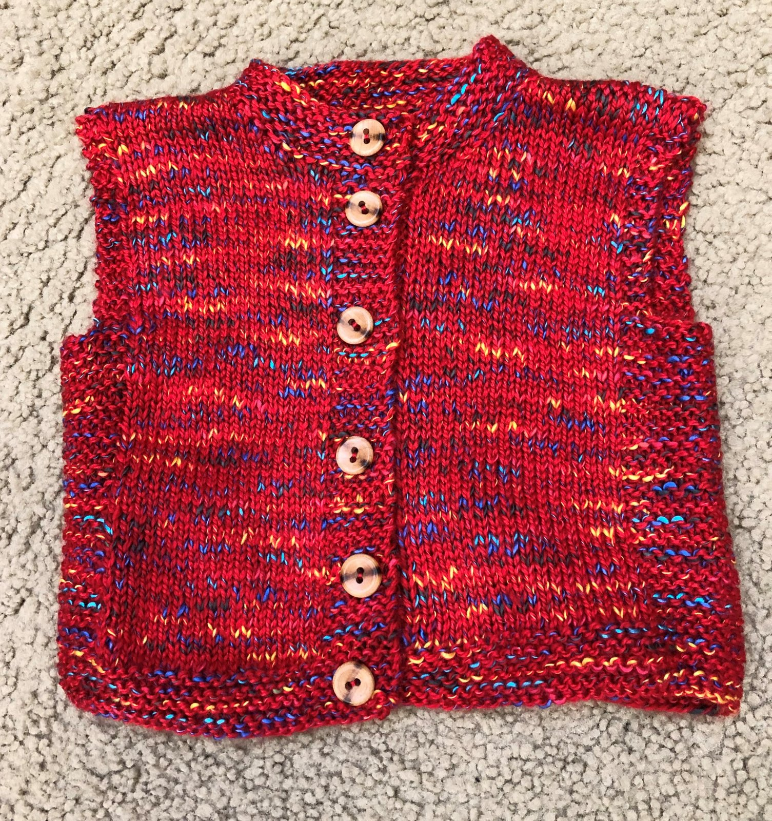 GB Cottage Baby Sweaters