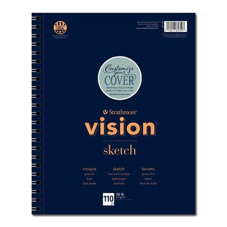 VSN Sketch Pad 9x12 110sh