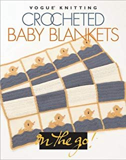 Crocheted Baby Blankets  Vogue on the Go