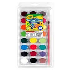 Crayola Washable Watercolor