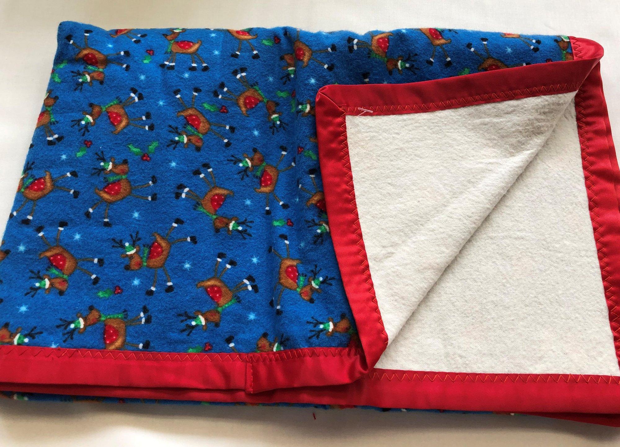 GB Cottage Flannel Blankets