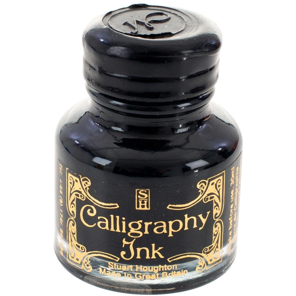 Manuscript Calligraphy Ink