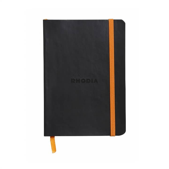 Rhodia Lined Notebook