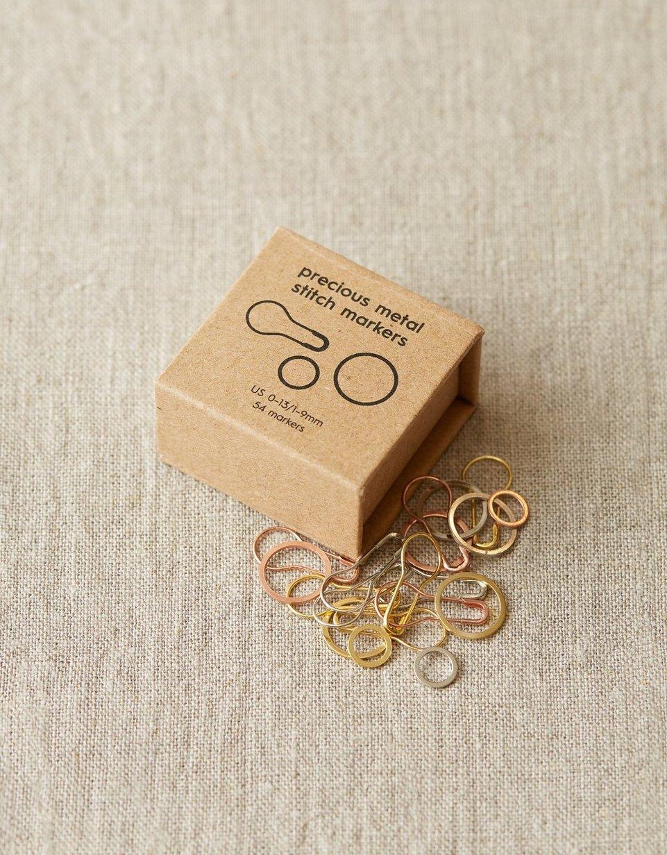 Precious Metal Markers - Cocoknits