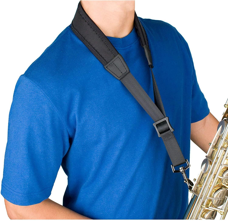 Protec 24 Sax Strap with Plastic Clip