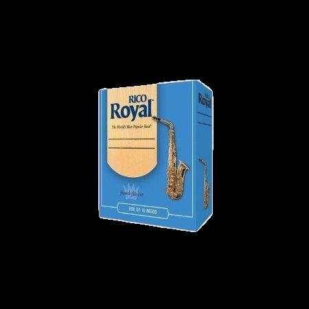 Rico Royal Alto Sax Reeds 3, Box 10