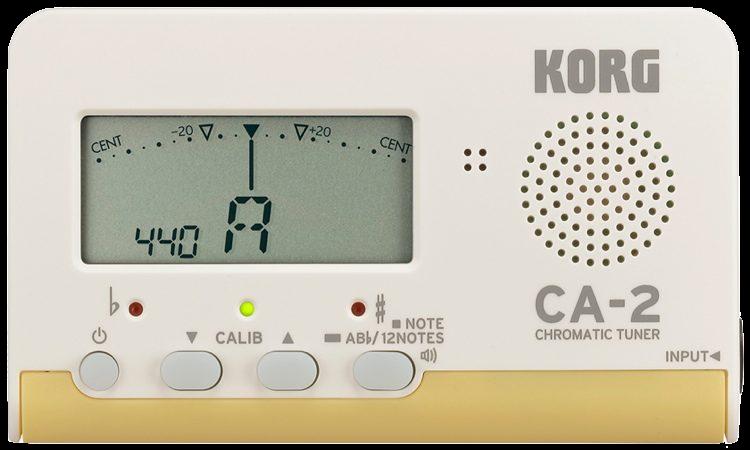 Korg CA2 Chromatic Tuner
