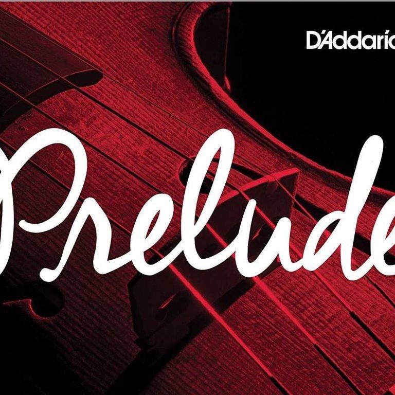 J610 1/2M Prelude Bass Strings, Set of 4, List $177
