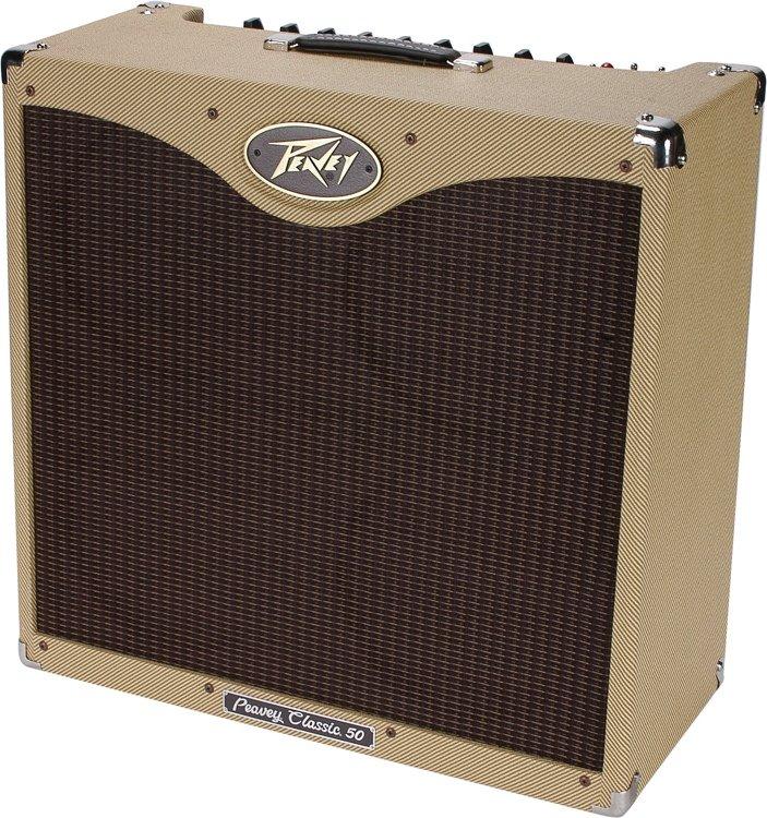 Peavey Classic 50 4x10 Tube Guitar Amplifier