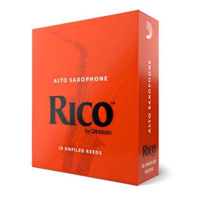 Rico Alto Sax 3.5, box of 10