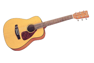Yamaha Acoustic 3/4 Guitar, spruce top JR1