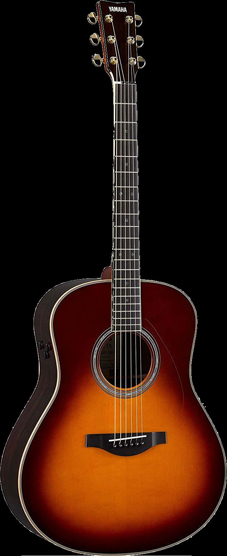 Yamaha Trans Acoustic Guitar