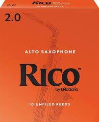 Rico Alto Sax 2, Box 10