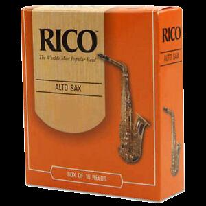 Rico Alto Sax 3.0, box 10