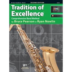 Tradition of Excellence Book 3 (Tenor Sax)