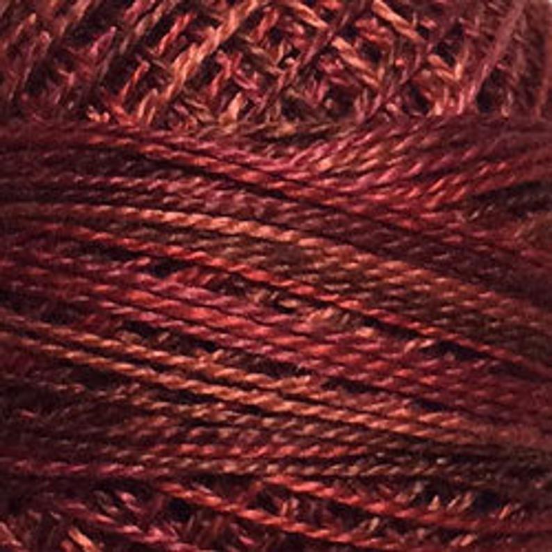 Valdani 3 Strand Ball Floss 30yd Old Brick