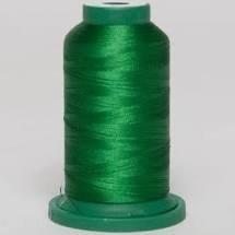 Exquisite Emb Thread Calico Green