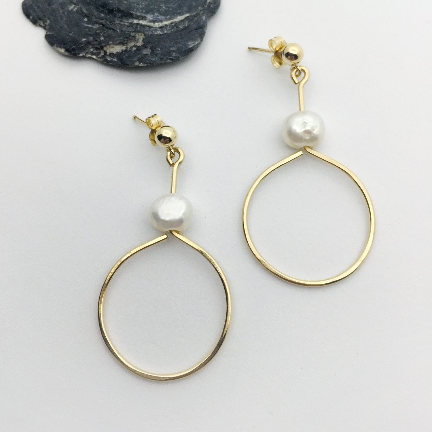 BOPBE PEARL EARRINGS