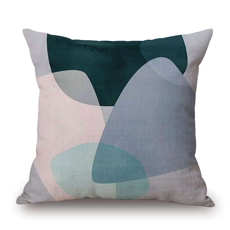Still And Silent Pillow- Modern 9