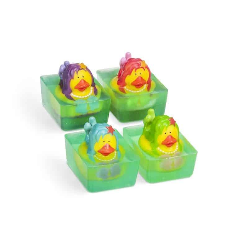 Toy Duck Soap - Mermaid