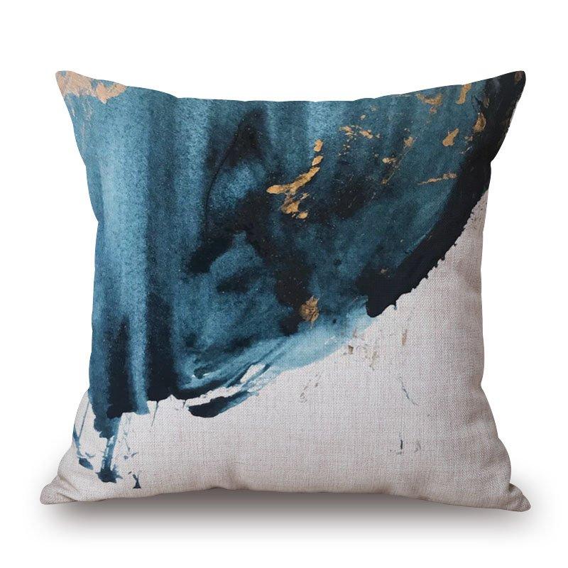 Still And Silent Pillow- Deep Sea