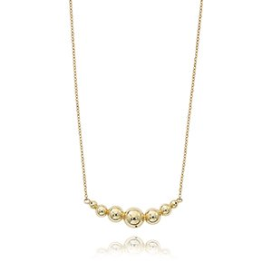 CARLA 14K GOLD NECKLACE