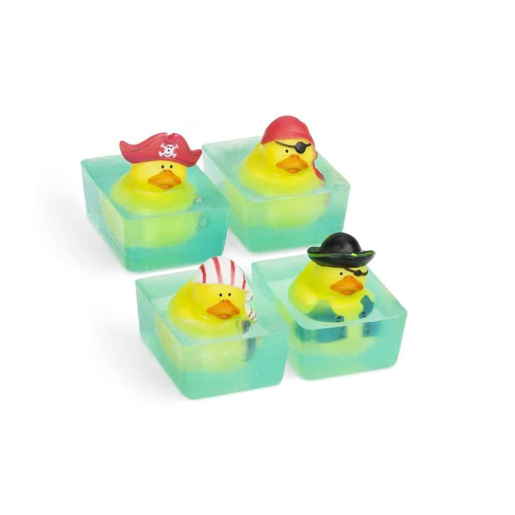 Toy Duck Soap - Pirate