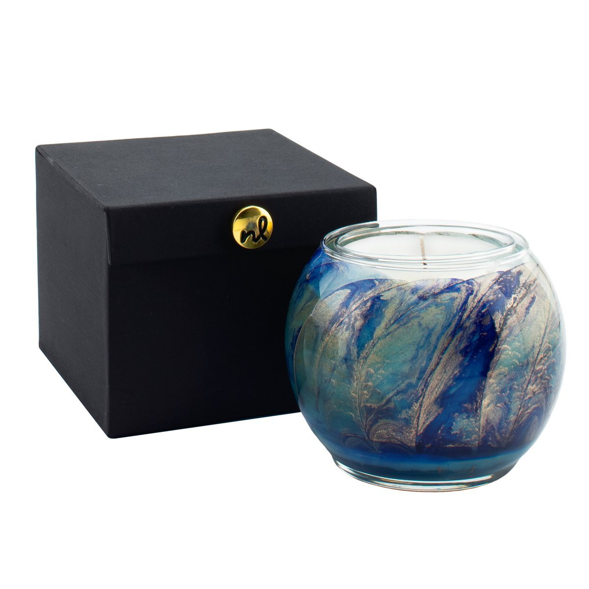 Northern Lights Candle - Cucumber & Lily