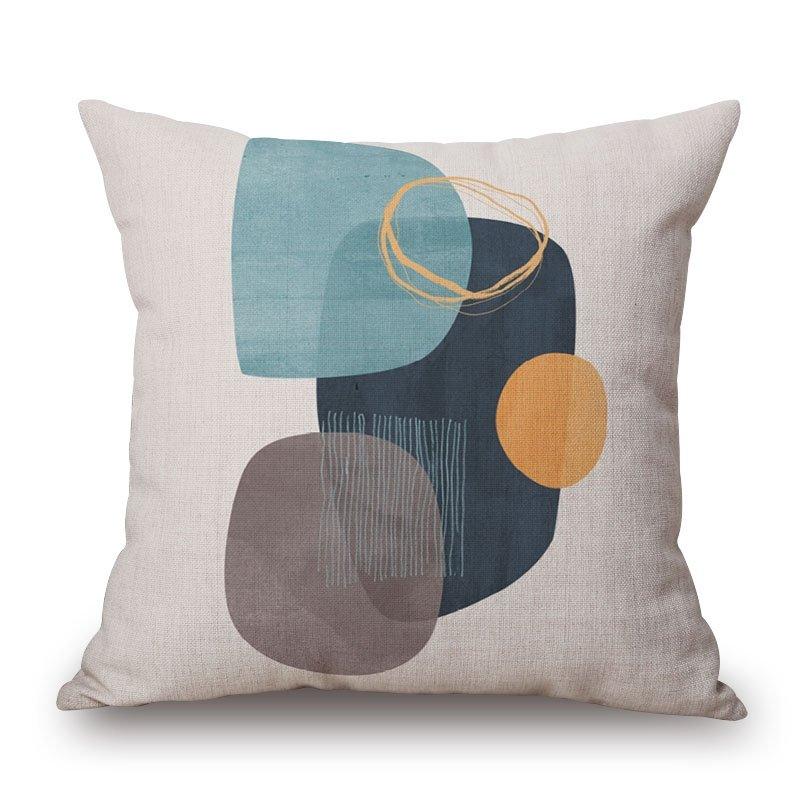 Still And Silent Pillow- Modern 3