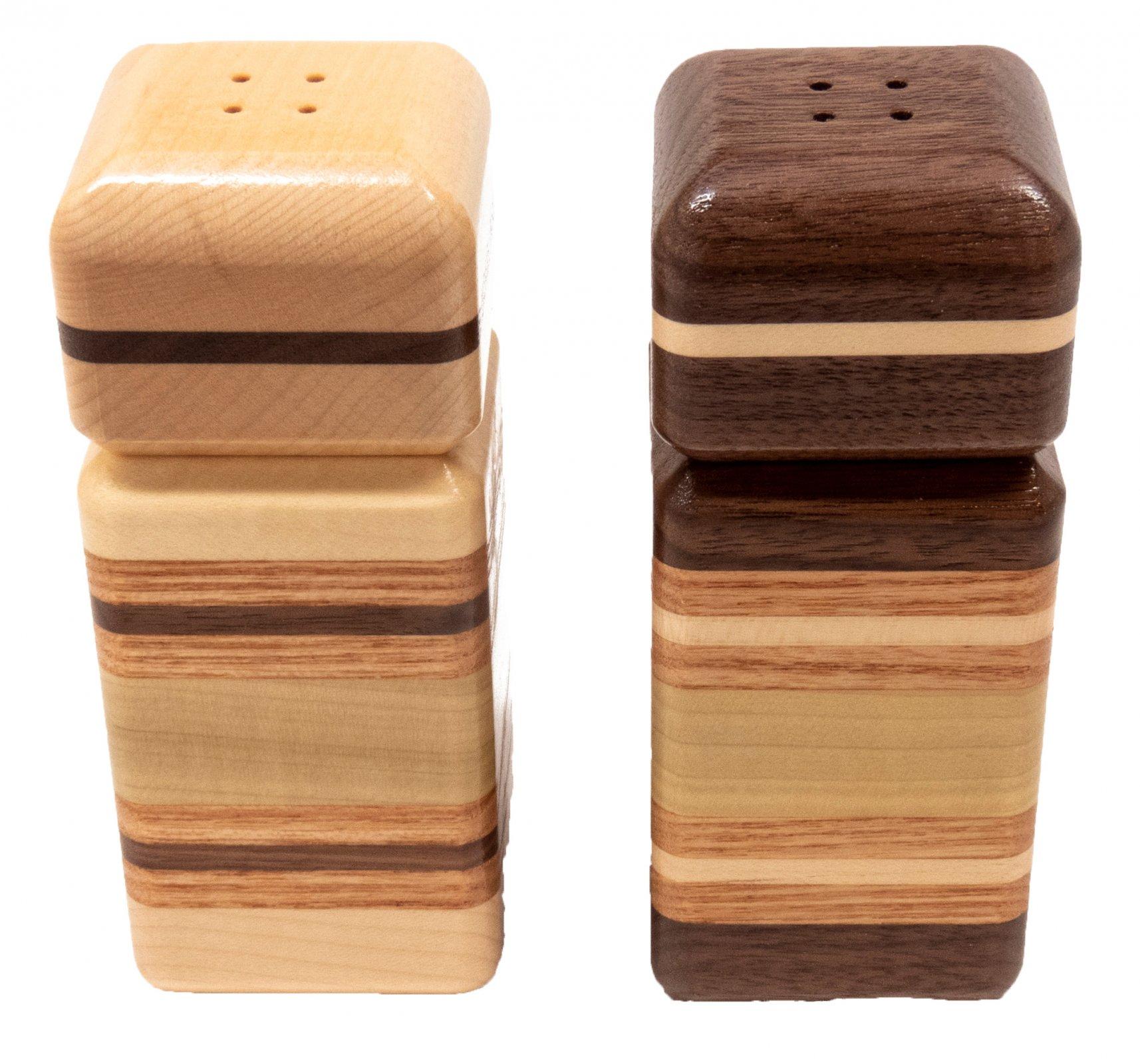 Dickinson XL Salt & Pepper Shaker Set