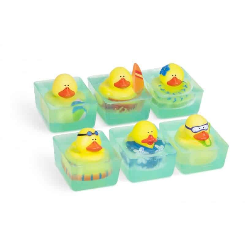 Toy Duck Soap - Summer Fun