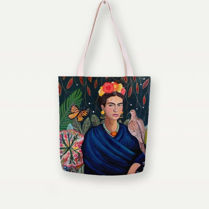 Still And Silent Tote Bag- Frida
