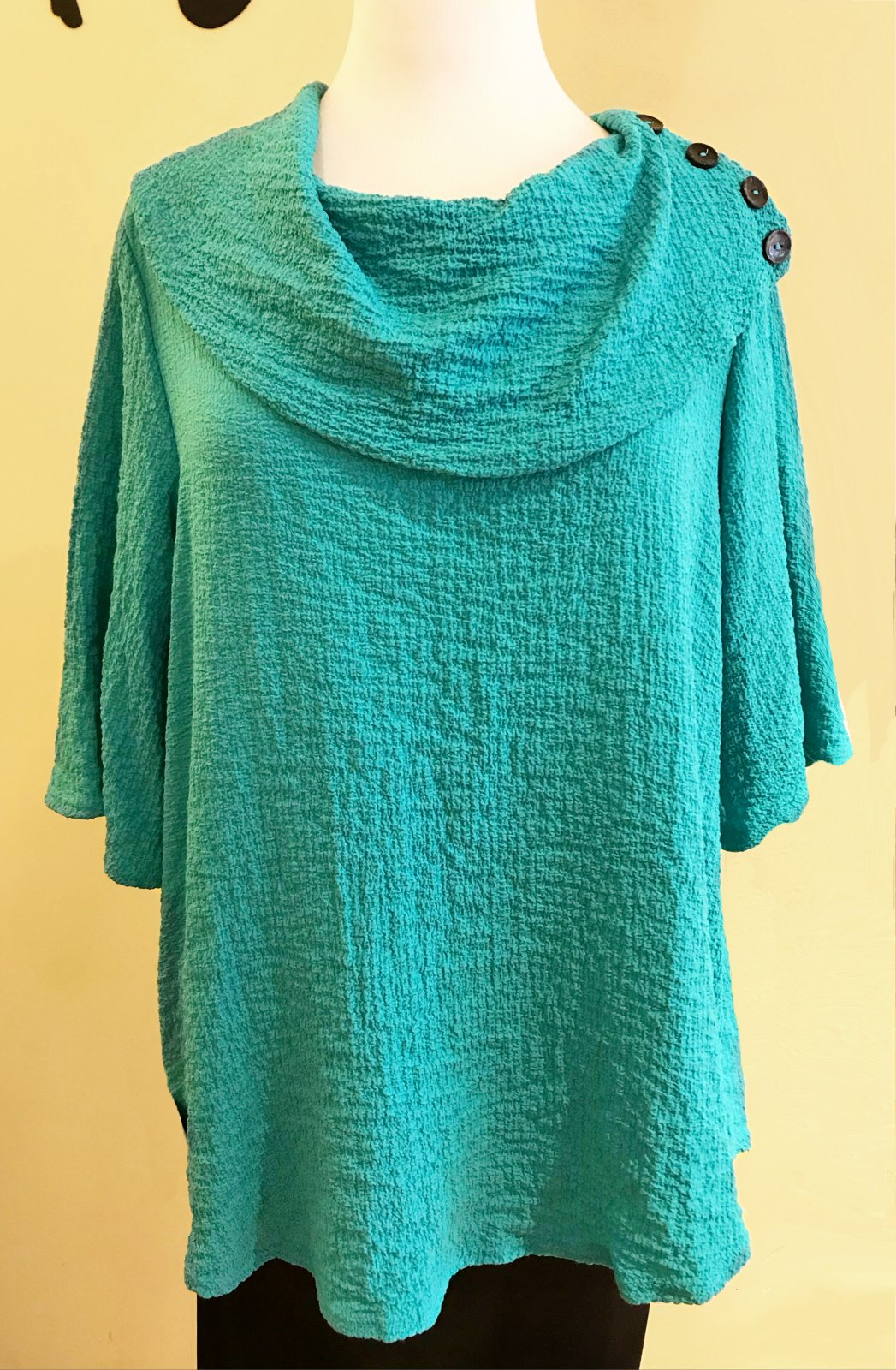Yushi Top - Green